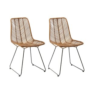 Ko Lanta Upholstered Dining Chair (Set Of 2) By KARE Design
