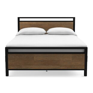 Oppenheimer Queen Panel Bed