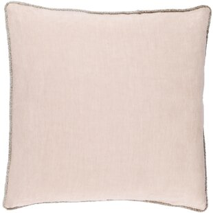 Sera Linen Throw Pillow