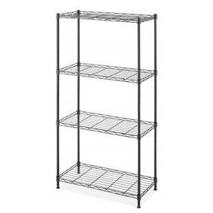 Throne Room 47.5 H x 23.5 W 4 Tier Shelving Unit by WFX Utility