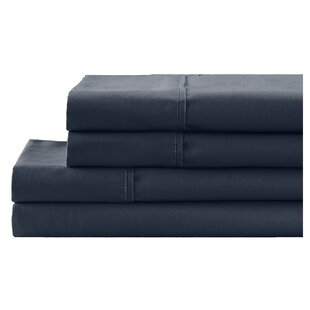 The Twillery Co. Georges 300 Thread Count 4 Piece Sheet Set