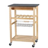Adayla Vernon Kitchen Cart by Ebern Designs