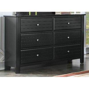 Everman 6 Drawer Dresser by Harriet Bee
