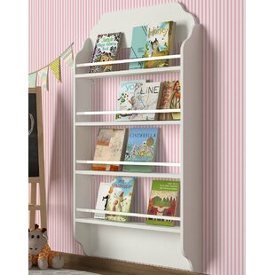 Dowell 120cm Bookcase By Harriet Bee
