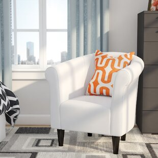 White Accent Chairs You\'ll Love