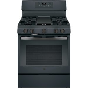 30″ Free-Standing Gas Range with Griddle