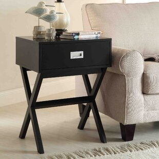 Kathleen End Table With Storage Zipcode Design Reviews