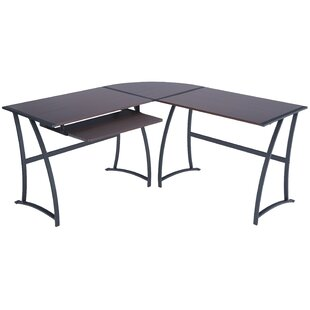 Latitude Run Janene Group L-Shaped Computer Desk