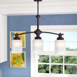 Slocumb 3-Light Kitchen Island Pendant