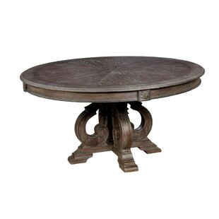 Manuppelli Round Dining Table by One Alli..