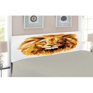Safari Upholstered Panel Headboard