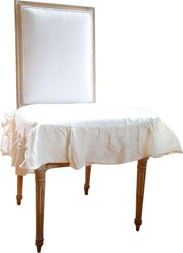 Slip Cover Chair Frasesdeconquista Com