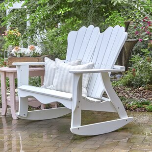 Annaliese Settee Rocking Bench by Uwharrie Chair