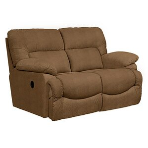 Asher Full Reclining Loveseat by La-Z-Boy