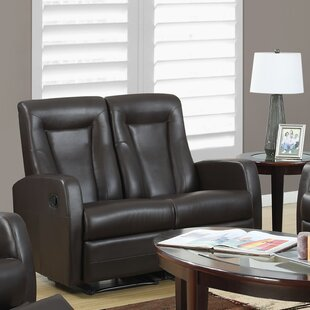 Reclining Loveseat by Monarch ..