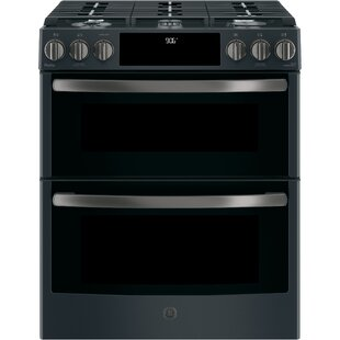 30 Slide-in Gas Range with Griddle by GE Profile™
