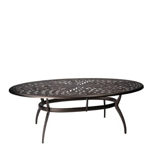 Apollo Metal Dining Table by W..
