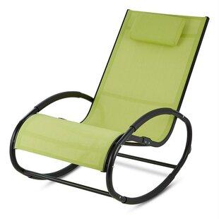 Retiro Rocking Chair By Blumfeldt