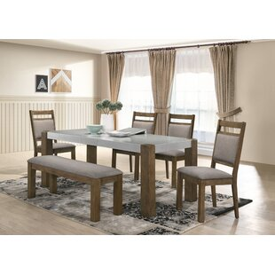 Shane 6 Piece Dining Set by Gracie Oaks