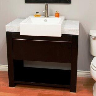 36 Single Bathroom Vanity Set by Bellaterra Home