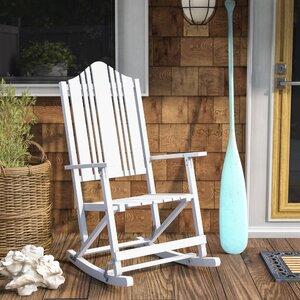 Pearmain Folding Rocking Chair