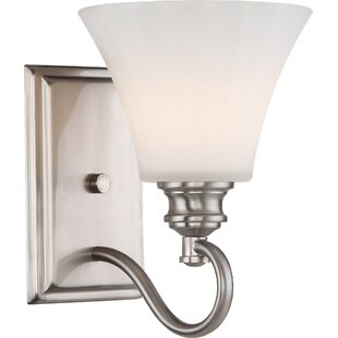 Eich 1-Light LED Bath Sconce b..