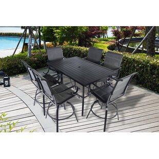 Cordoba 7 Piece Bar Dining Set