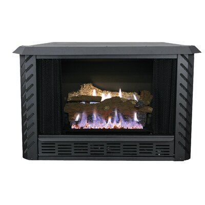Vent Free Natural Gas/Propane Fireplace Insert Ashley Hearth Fuel Type: Natural Gas