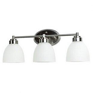 Charlton Home Gateway 3-Light LED Vanity Light