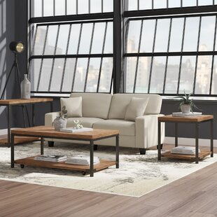 Erie 3 Piece Coffee Table Set