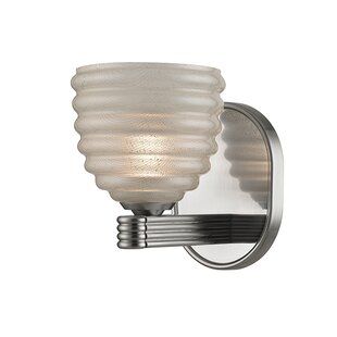Thorton 1-Light Bath Sconce by Hudson Valley Lighting
