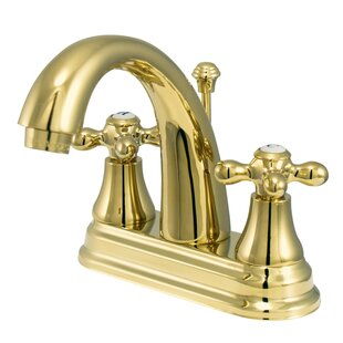 Purchase English Vintage Classic Centerset Bathroom Faucet with Drain Assembly ByKingston Brass