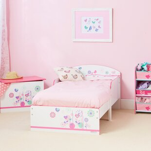 Great Deals Garnica Convertible Toddler Bed