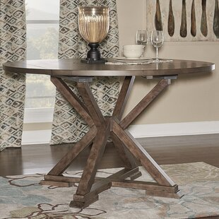 Chapman Drop Leaf Dining Table by Millwood Pines