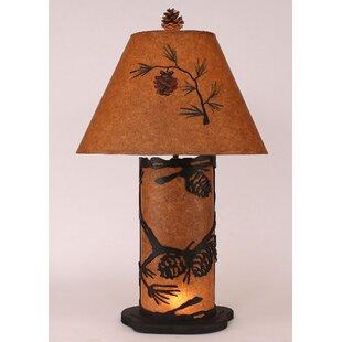 Coast Lamp Mfg. Pine Cone 30