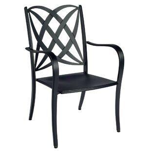 Apollo Patio Dining Chair with Cushion