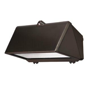 Cooper Lighting LLC 46-Watt LED Outdoor Security Wall Pack