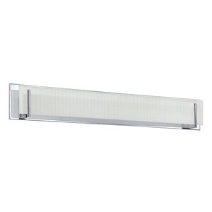 Chesney 7-Light Glass Shade Bath Bar