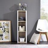 Cadyn 45 H x 11.4 W Cube Bookcase by Latitude Run®