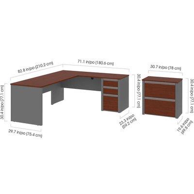 Aurea Configurable Office Set Allmodern