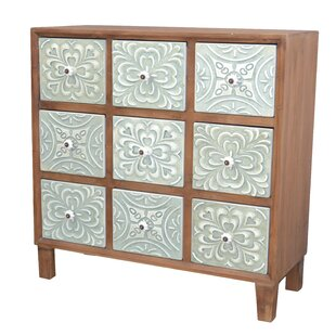 Ilhan 9 Drawer Chest By Latitude Vive
