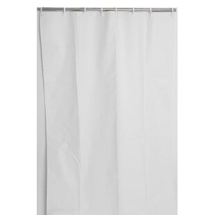 Assure Vinyl Commercial Single Shower Curtain