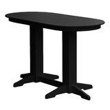 Rochester Plastic/Resin Bar Table
