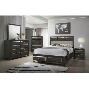 Nicoletti 8 Drawer Double Dresser