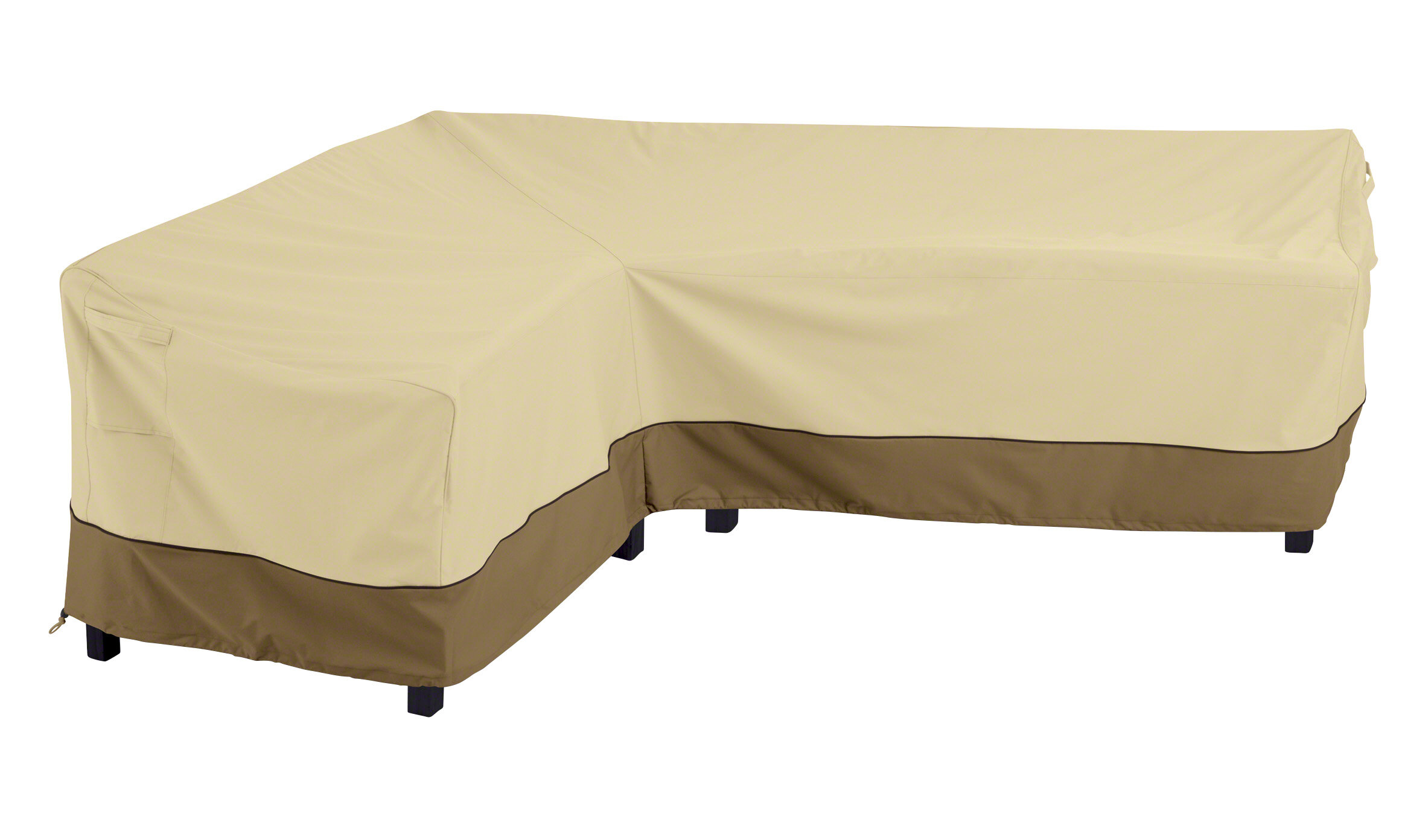 Donahue Water Resistant Patio Sofa Cover