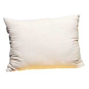 White Lotus Home Kapok Down Alternative Queen Pillow