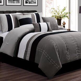 Charlton Home Hoefer Luxor Comforter Set