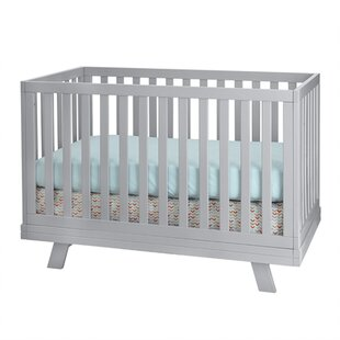 Mexicali Cottage Island Dowel 3-in-1 Convertible Crib