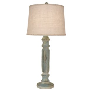 Jakes Ribbed 32 Table Lamp