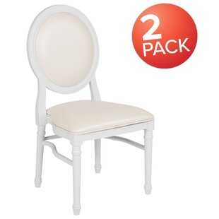 Altizer Upholstered Dining Chair (Set of 2) by House of Hampton